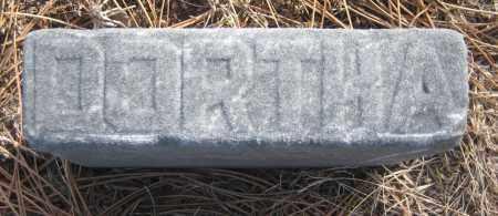 HENRY, DORTHA - Saline County, Nebraska | DORTHA HENRY - Nebraska Gravestone Photos