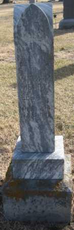 HENRY, LELAH - Saline County, Nebraska | LELAH HENRY - Nebraska Gravestone Photos