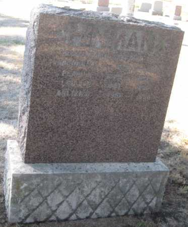 HINMAN, ARLIEN - Saline County, Nebraska | ARLIEN HINMAN - Nebraska Gravestone Photos