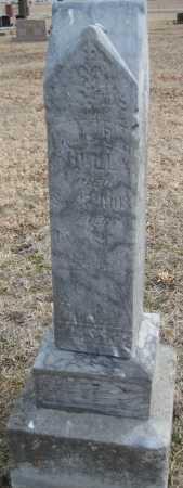 HULL, FRANCES ERIN - Saline County, Nebraska | FRANCES ERIN HULL - Nebraska Gravestone Photos
