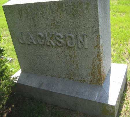 JACKSON, FAMILY MONUMENT - Saline County, Nebraska | FAMILY MONUMENT JACKSON - Nebraska Gravestone Photos