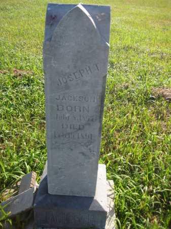 JACKSON, JOSEPH T. - Saline County, Nebraska | JOSEPH T. JACKSON - Nebraska Gravestone Photos