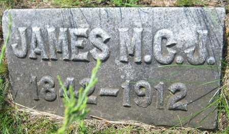 JACKSON, JAMES MORGAN CANNON - Saline County, Nebraska | JAMES MORGAN CANNON JACKSON - Nebraska Gravestone Photos