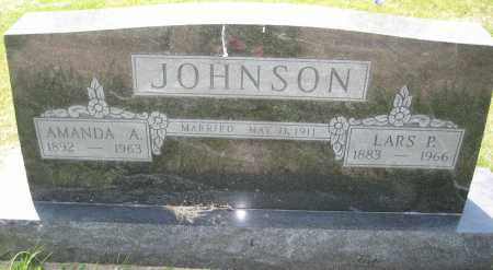 JOHNSON, AMANDA A. - Saline County, Nebraska | AMANDA A. JOHNSON - Nebraska Gravestone Photos