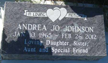 JOHNSON, ANDREA JO - Saline County, Nebraska   ANDREA JO JOHNSON - Nebraska Gravestone Photos