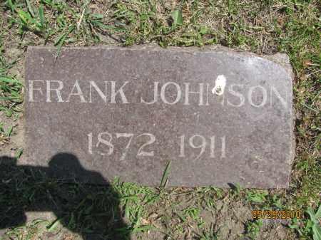 JOHNSON, FRANK - Saline County, Nebraska | FRANK JOHNSON - Nebraska Gravestone Photos