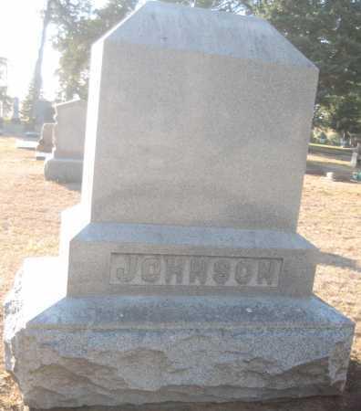 JOHNSON, FAMILY MONUMENT - Saline County, Nebraska | FAMILY MONUMENT JOHNSON - Nebraska Gravestone Photos