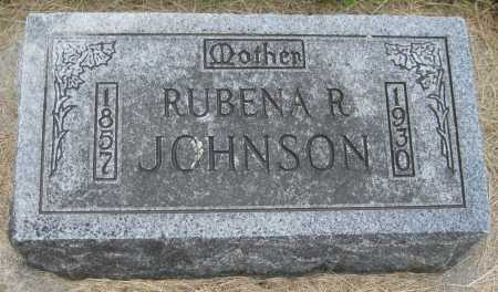 "JOHNSON, RACHEL ""RUBENA"" - Saline County, Nebraska 