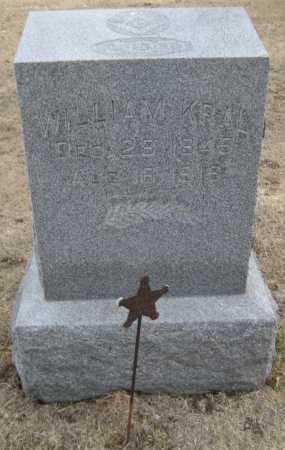 KRAL, WILLIAM - Saline County, Nebraska | WILLIAM KRAL - Nebraska Gravestone Photos