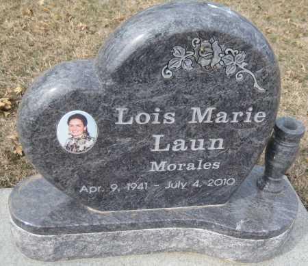 MORALES, LOIS MARIE - Saline County, Nebraska   LOIS MARIE MORALES - Nebraska Gravestone Photos