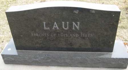 LAUN, WILLIAM C. - Saline County, Nebraska | WILLIAM C. LAUN - Nebraska Gravestone Photos