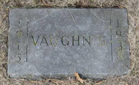 MACKLIN, VAUGHN S. - Saline County, Nebraska | VAUGHN S. MACKLIN - Nebraska Gravestone Photos