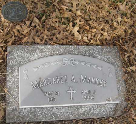 MARKEY, MARGARET A. - Saline County, Nebraska | MARGARET A. MARKEY - Nebraska Gravestone Photos