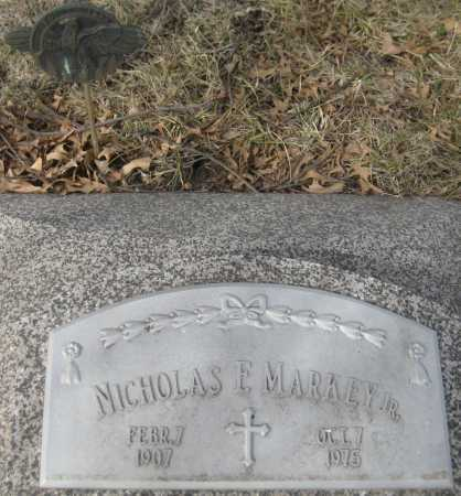 MARKEY, NICHOLAS F. JR. - Saline County, Nebraska | NICHOLAS F. JR. MARKEY - Nebraska Gravestone Photos