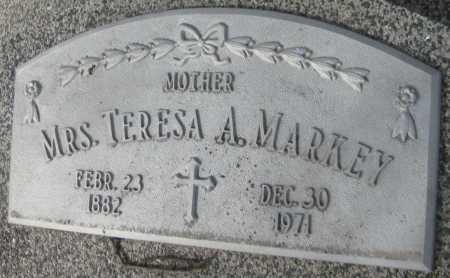 MARKEY, TERESA A. - Saline County, Nebraska | TERESA A. MARKEY - Nebraska Gravestone Photos