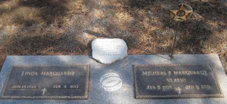 GRAY MARQUARDT, LINDA - Saline County, Nebraska   LINDA GRAY MARQUARDT - Nebraska Gravestone Photos