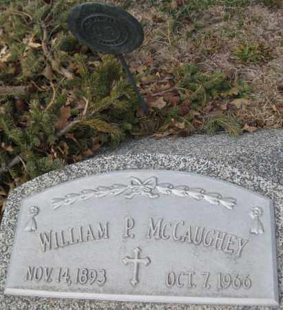 MCCAUGHEY, WILLIAM P. - Saline County, Nebraska | WILLIAM P. MCCAUGHEY - Nebraska Gravestone Photos