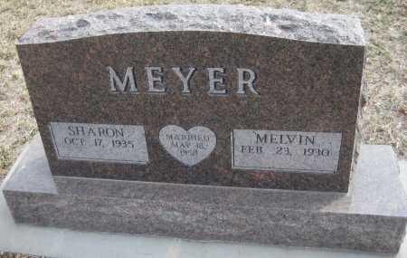 MEYER, SHARON L. - Saline County, Nebraska | SHARON L. MEYER - Nebraska Gravestone Photos