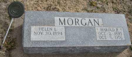 MORGAN, HAROLD P. - Saline County, Nebraska | HAROLD P. MORGAN - Nebraska Gravestone Photos