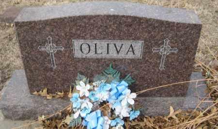 OLIVA, FAMILY MONUMENT - Saline County, Nebraska | FAMILY MONUMENT OLIVA - Nebraska Gravestone Photos