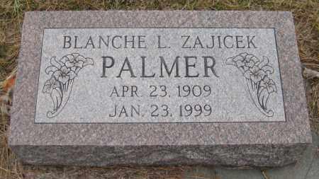 PALMER, BLANCHE L. - Saline County, Nebraska   BLANCHE L. PALMER - Nebraska Gravestone Photos