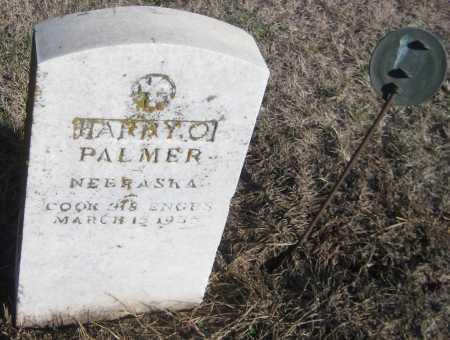 PALMER, HARRY O. - Saline County, Nebraska | HARRY O. PALMER - Nebraska Gravestone Photos