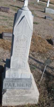 PALMER, MARY L. - Saline County, Nebraska   MARY L. PALMER - Nebraska Gravestone Photos