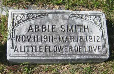"SMITH, ALBINA ""ABBIE"" - Saline County, Nebraska 