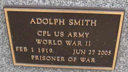 SMITH, ADOLPH - Saline County, Nebraska | ADOLPH SMITH - Nebraska Gravestone Photos