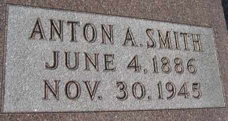 SMITH, ANTON A. - Saline County, Nebraska | ANTON A. SMITH - Nebraska Gravestone Photos