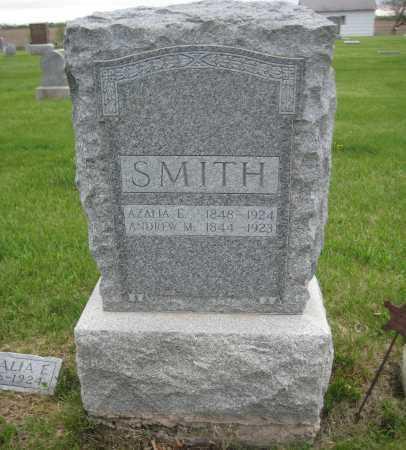 SMITH, ANDREW M. - Saline County, Nebraska   ANDREW M. SMITH - Nebraska Gravestone Photos