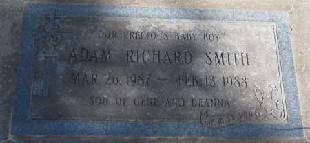 SMITH, ADAM RICHARD - Saline County, Nebraska   ADAM RICHARD SMITH - Nebraska Gravestone Photos