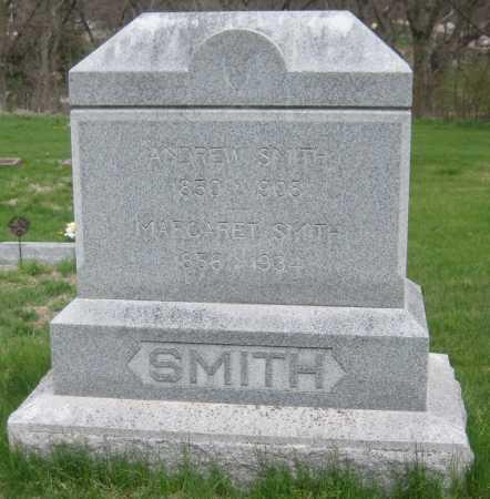 SMITH, MARGARET - Saline County, Nebraska | MARGARET SMITH - Nebraska Gravestone Photos