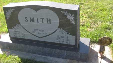 SMITH, LEROY R. - Saline County, Nebraska | LEROY R. SMITH - Nebraska Gravestone Photos