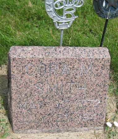 SMITH, CORA MAY - Saline County, Nebraska | CORA MAY SMITH - Nebraska Gravestone Photos