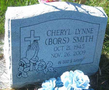 SMITH, CHERYL LYNNE - Saline County, Nebraska   CHERYL LYNNE SMITH - Nebraska Gravestone Photos