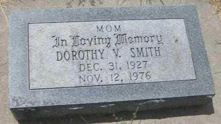 SMITH, DOROTHY V. - Saline County, Nebraska | DOROTHY V. SMITH - Nebraska Gravestone Photos
