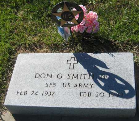 SMITH, DON G. - Saline County, Nebraska | DON G. SMITH - Nebraska Gravestone Photos