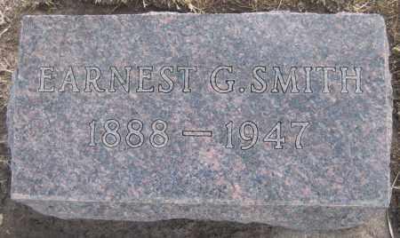 SMITH, EARNEST G. - Saline County, Nebraska | EARNEST G. SMITH - Nebraska Gravestone Photos