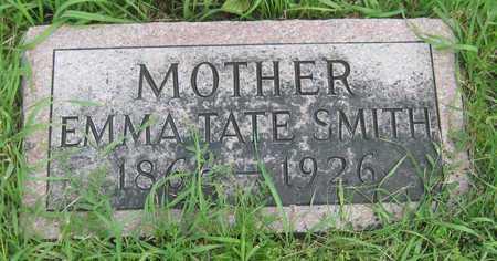 SMITH, EMMA - Saline County, Nebraska | EMMA SMITH - Nebraska Gravestone Photos