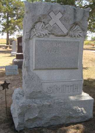 SMITH, ELIZABETH - Saline County, Nebraska | ELIZABETH SMITH - Nebraska Gravestone Photos