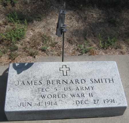 SMITH, JAMES  BERNARD - Saline County, Nebraska | JAMES  BERNARD SMITH - Nebraska Gravestone Photos