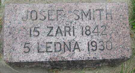 SMITH, JOSEF - Saline County, Nebraska | JOSEF SMITH - Nebraska Gravestone Photos