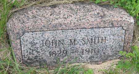SMITH, JOHN M. - Saline County, Nebraska | JOHN M. SMITH - Nebraska Gravestone Photos