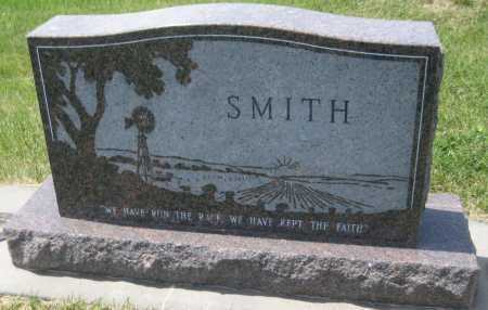 SMITH, ROY - Saline County, Nebraska | ROY SMITH - Nebraska Gravestone Photos