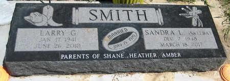 SMITH, SANDRA LEE - Saline County, Nebraska | SANDRA LEE SMITH - Nebraska Gravestone Photos