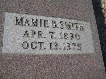 SMITH, MAMIE B. - Saline County, Nebraska | MAMIE B. SMITH - Nebraska Gravestone Photos