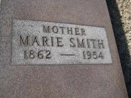 SMITH, MARIE - Saline County, Nebraska | MARIE SMITH - Nebraska Gravestone Photos
