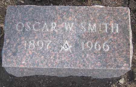 SMITH, OSCAR W. - Saline County, Nebraska   OSCAR W. SMITH - Nebraska Gravestone Photos