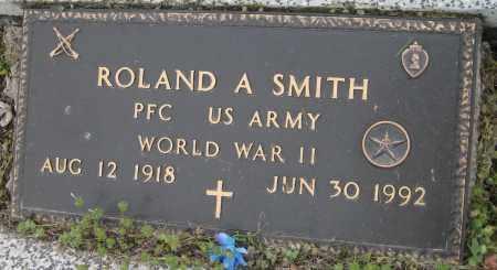 SMITH, ROLAND A. - Saline County, Nebraska | ROLAND A. SMITH - Nebraska Gravestone Photos